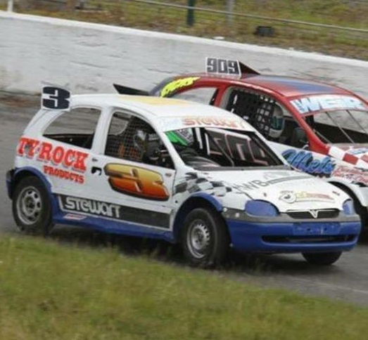 DMC Race Promotions, Hot Rod and Stockcar Racing At Tullyroan Oval